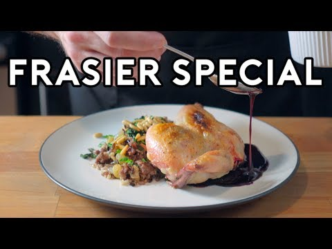 Binging with Babish Frasier Special