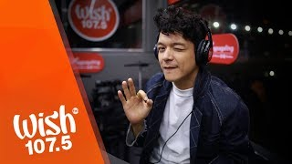 """Jericho Rosales performs """"Pusong Ligaw"""" LIVE on Wish 107.5 Bus"""