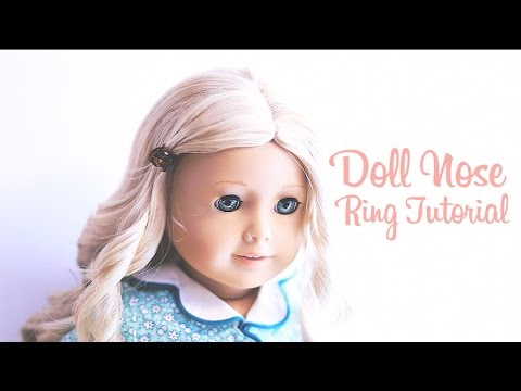Xxx Mp4 How To Make A Doll Nose Ring ♡ 3gp Sex