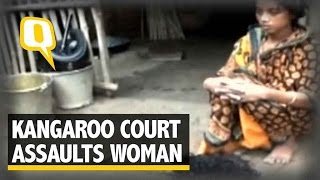 The Quint: Bengal Kangaroo Court Forces Man to Cut Wife's Hair