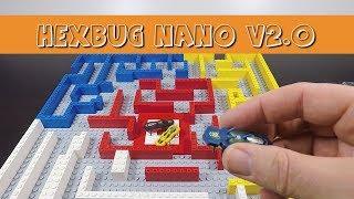 HEXBUG LEGO Maze - HexBug Nano v2