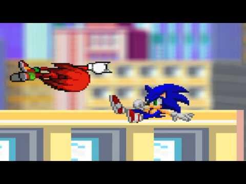 Sonic Battle Collab