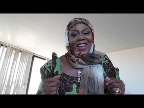 Nigeria Hausa Hajia Gele