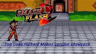 SSF2: Goku(Bу Richard Mohos) Showcase!!