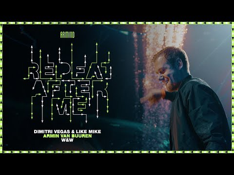 Xxx Mp4 Dimitri Vegas Like Mike X Armin Van Buuren X W W Repeat After Me Official Music Video 3gp Sex