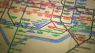 """The genius of the London Tube Map 