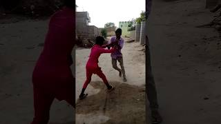 Fight in village dhaban