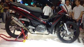 CuongMotor - Honda Blade 110 cực chất khi lên Pô và vài món phụ kiện