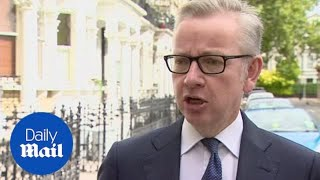 Michael Gove: 'Operation Yellowhammer is in case of no-deal Brexit'