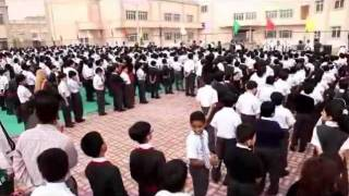 Shantiniketan Indian School Doha,Qatar -School Song