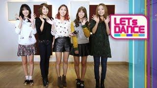 Let's Dance: KARA(카라) _ Damaged Lady(숙녀가 못 돼) [ENG/JPN SUB]