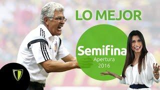 LO MEJOR de las Semifinales - Liga Mx AP 2016