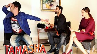 Deepika Padukone & Ranbir Kapoor in a FUN Conversation |