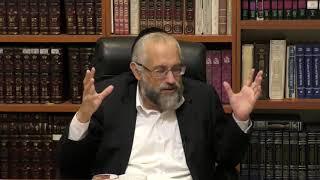 Derech Hashem #8 (Rabbi Avrohom Citrin)
