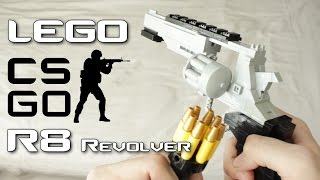 Counter-Strike: Global Offensive: LEGO R8 Revolver