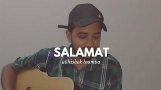 Salamat  | SARBJIT | Arijit Singh, Tulsi Kumar, Amaal Mallik |Vocal and Guitar Cover-Abhishek Loomba
