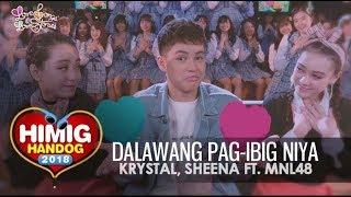 Dalawang Pag-Ibig Niya - Krystal, Sheena ft. MNL48 | Himig Handog 2018 (Official Music Video)