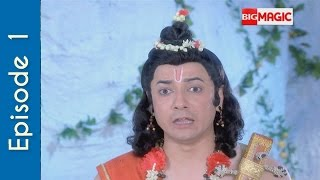 Narayan Narayan | Chulbule Narad | Narad aur Bhasmasur | Ep 01 | 06th April