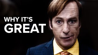 What's Better About Better Call Saul?