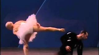 Ana Laguna - Swan Lake - Mats Ek -  Cullbert Ballet - Extrait