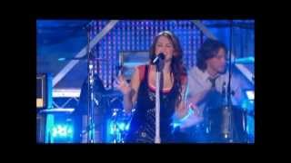 """Miley Cyrus - Live Performance from Disney Channel Games - """"Breakout"""""""