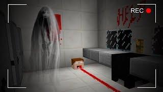 Hospital Horror 3:00 AM (SECRET RECORDING) - Minecraft Scary Adventure Map