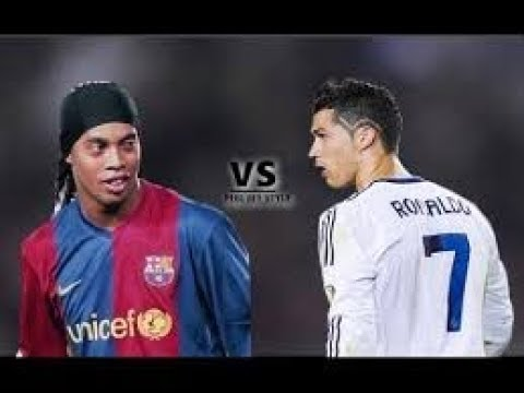 Xxx Mp4 Ronaldinho VS Cristiano Ronaldo ● Crazy Skills Football 3gp Sex
