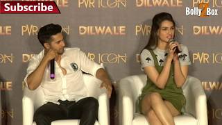 Kriti Sanon at Dilwale Song Launch | Bolly2Box