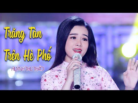 Trăng Tàn Trên Hè Phố Huỳnh Thu Thảo MV Official