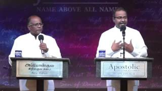 Tamil Christian Sermon : Pas. Gabriel Thomasraj on 27 NOV 2016 @ ACA AVADI