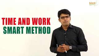 Time and Work Smart Method || IT Careers