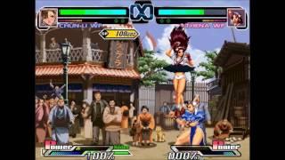 Hentai Mugen Tourney Finals 1: Chun Li vs Athena WP