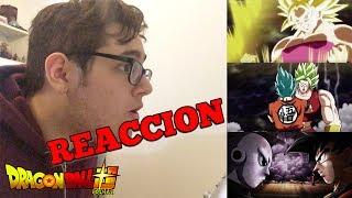 🔴 ¡¡¡EPICO!!! ¡EL DESCONTROL DE KALE! REACCION CAPITULO 100 DE DRAGON BALL SUPER | JIREN COMIENZA