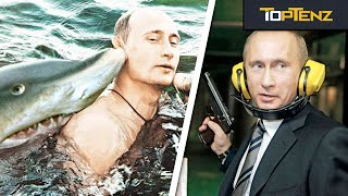 Top 10 FASCINATING Facts About RUSSIANS