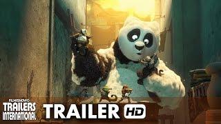 Kung Fu Panda 3 Trailer Oficial Dublado #2 (2016) HD