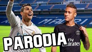 Canción Real Madrid vs PSG 3-1 (Parodia Enrique Iglesias ft. Bad Bunny - EL BAÑO) RESUBIDO