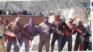 Holi at Sangla