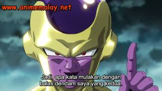 Dragon Ball Z 2015 Movie  Revival of F Malay Sub