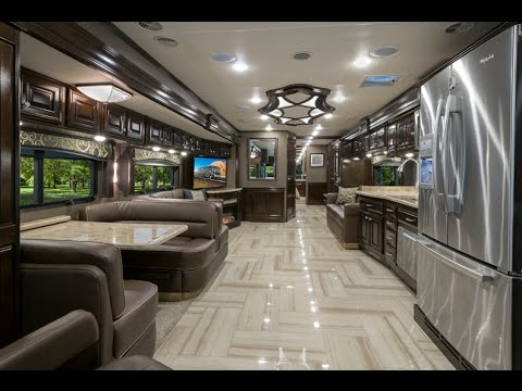 Fantastic 2016 Thor Motor Coach Tuscany Luxury RV Review At MHSRVcom 44MT
