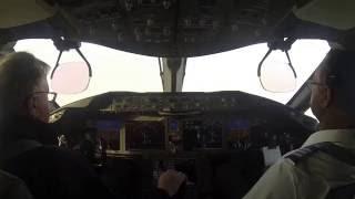 787 CAT III Autoland ORD