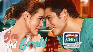 Kapamilya Chat with Bea Alonzo and Gerald Anderson for How To Be Yours