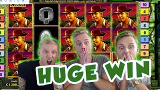 ONLINE CASINO BOOK OF MAYA BIG WIN WITH EPIC REACTIONS