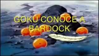 GOKU CONOCE A BARDOCK FAN MADE