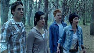 Power Rangers Mystic Force - Broken Spell - Power Rangers enter the Forest (Episode 1)