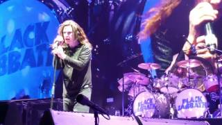 Black Sabbath - Snowblind - Live 9/11/2016