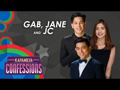 Xxx Mp4 Kapamilya Chat With JC Gab And Jane YouTube Mobile Livestream 3gp Sex
