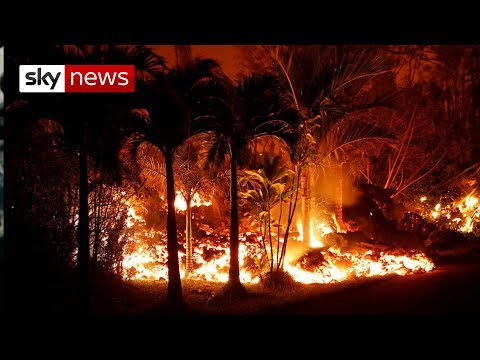 Special Report Hawaii Island of Fire