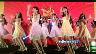 jkt48 part 2 mini concert at hs saikou kayo