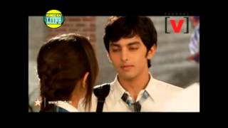 Raghav and sia love scene