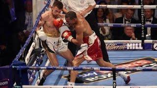 Chris Eubank Jr vs Tom Doran FULL FIGHT